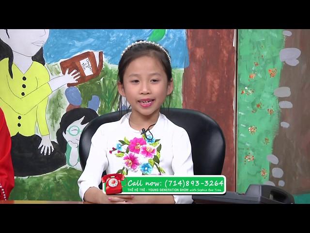 Thế Hệ Trẻ Phần 2 SOPHIE - QUYNH NHU & HA MI