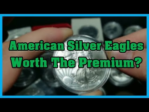 I'm DONE buying American Silver Eagles! | U.S Mint FAIL!