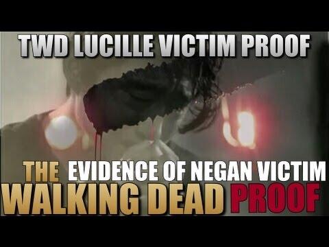 The Walking Dead Season 7 Negan Victim Analysis Spoilers And Discussion TWD Season 7