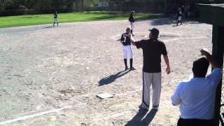 Shilling coaching fastpitch