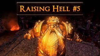 Let's Play Overlord: Raising Hell #5, Golden Hills Abyss (1/2)