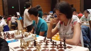 Eurasian Blitz Chess Cup, Almaty, Kazakhstan. XVI -  round. 19. 06. 2016(, 2016-06-19T08:59:08.000Z)