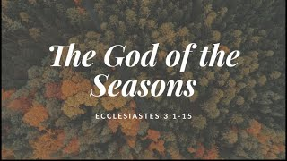 180 LIVE | The God of the Seasons