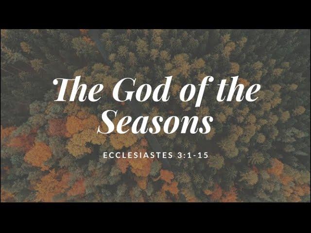 180 LIVE | The God of the Seasons
