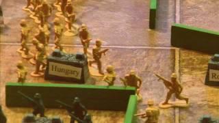 world war ii stop motion movie