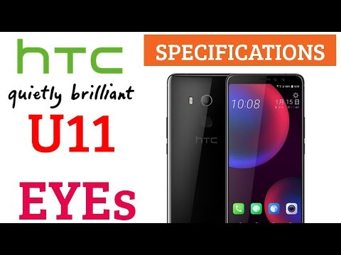 htc U11 Eyes Full Specifications Review Here