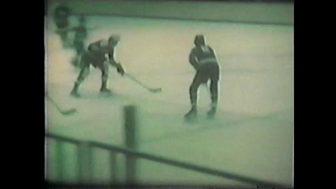B. V. Home Movies - Cougar Hockey