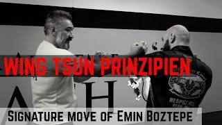 Wing Tsun Angriffe, Verteidigungen und Grundprinzipien  Signature Moves of Dai Sifu Emin Boztepe