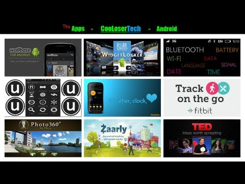 #113 Top 10 Android APPS - Best of The Week - Status Love 360 2012