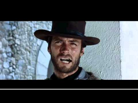 Clint Eastwood's musical cigar