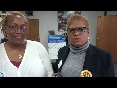 Prince Georges' Co. teachers stage sick-out