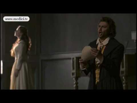 Werther - Jonas Kaufmann and Sophie Koch - Opéra national de Paris - medici.tv