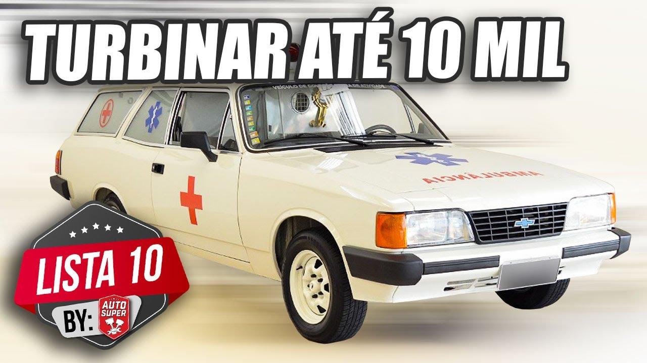 10 CARROS BARATOS PARA SE TURBINAR (até 10 MIL REAIS!?)