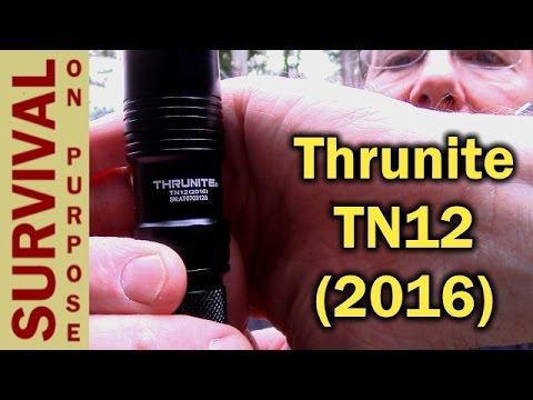 Thrunite TN12 2016 Review