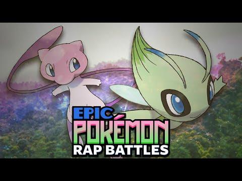 Celebi vs Mew - Pokemon Rap Battle #17
