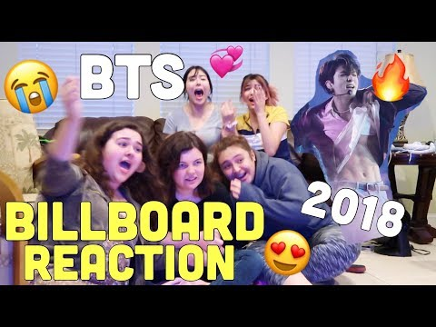 BTS 방탄소년단 FAKE LOVE BILLBOARD 2018 REACTION   TURN DOWN YOUR VOLUME🔊🎉