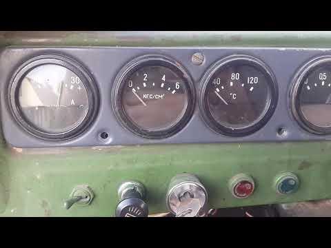 Давление масло двигателя УАЗ