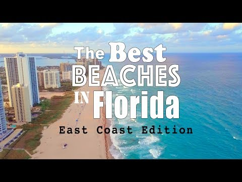 Best Beaches In Florida: East Coast Edition