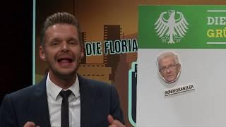 Florian Schroeder über Die erste grüne Bundesregierung