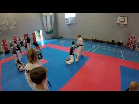 Waterside Taekwondo Club September 2017