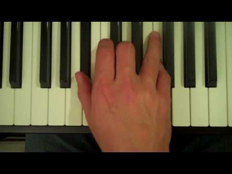 How To Play a Bb Major Chord on Piano