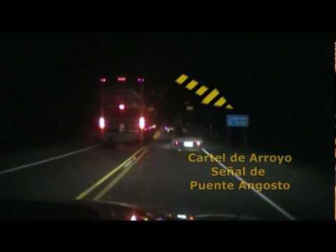 Chofer de la Empresa Núñez y Viajes Cynsa SA Pone en Peligro Vidas en Ruta 9