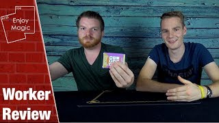 Invisible Deck Daryl & Touch Hanson Chien || Enjoy Magic Review