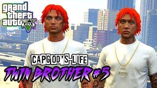 GTA 5 CapGod's Life #10 (TWIN BROTHERS #5) thumbnail
