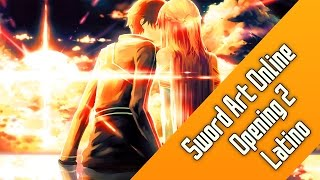 Sword Art Online Opening 2 [ FULL ] Español Latino INNOCENCE