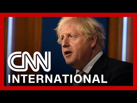 Boris Johnson ends mask mandate, nightclub restrictions