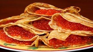 ТОП 10 блюд русской кухни, которые не понимают иностранцы)