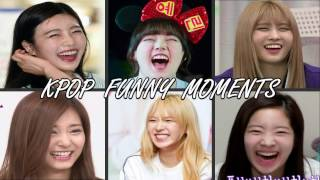 KPOP FUNNY MOMENTS || GIRLGROUPS