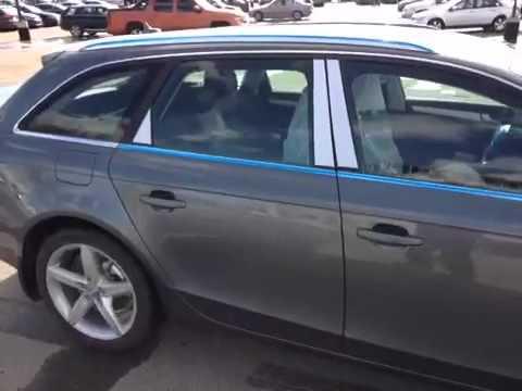 2012 audi a4 4dr wgn auto quattro 2 0t premium plus 4 door. Black Bedroom Furniture Sets. Home Design Ideas