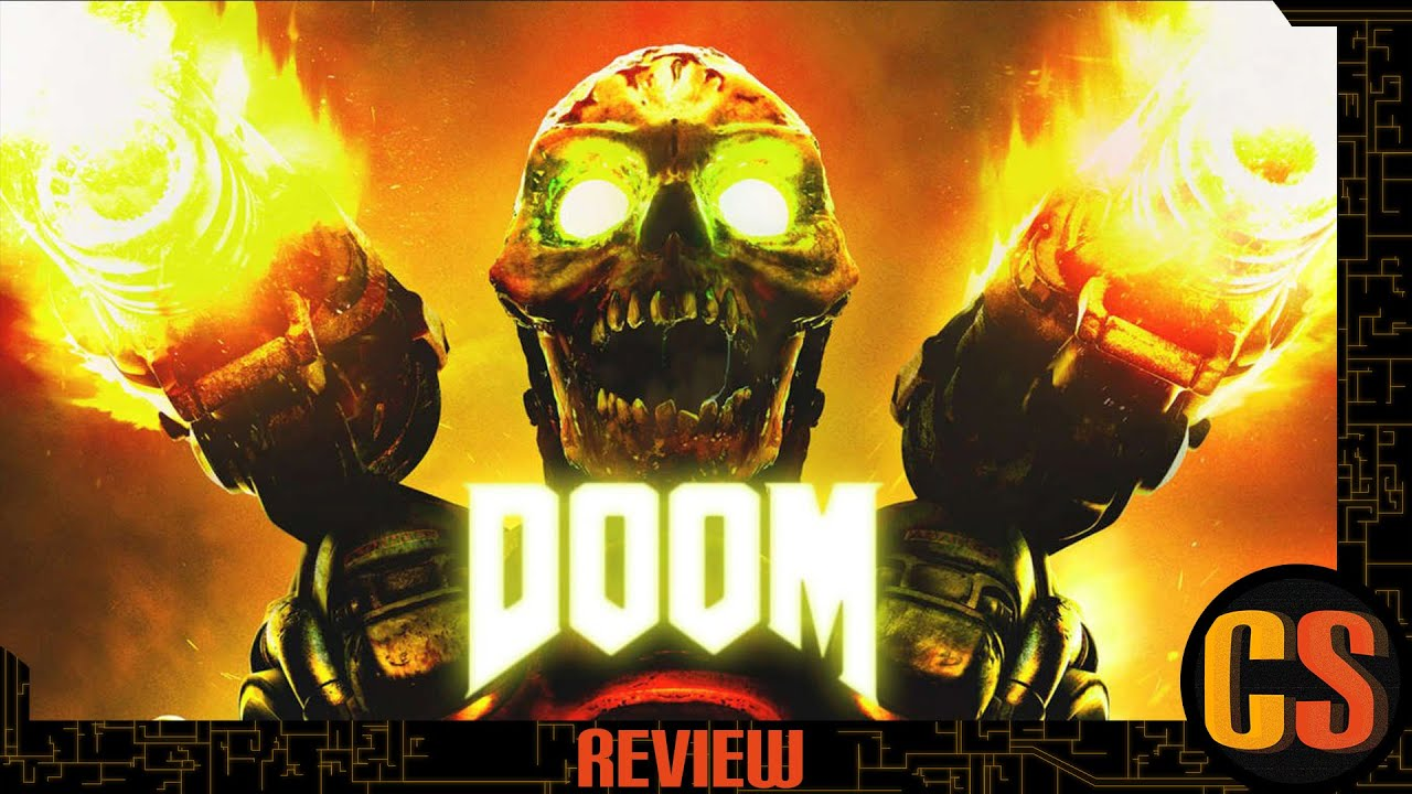 DOOM - PS4 Review
