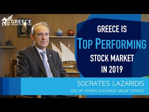 Socrates Lazaridis, CEO of Athens Exchange Group (ATHEX) - Greece Investor Guide (3)