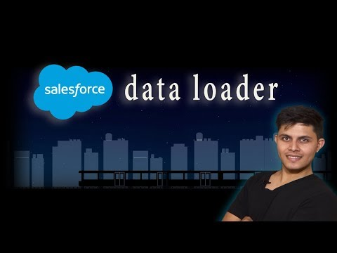 What is Data Loader and How to use it to import/export data to/from Salesforce?