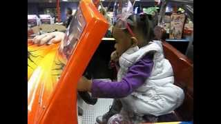 Vlog: Zachara's Birthday Party At Chucky Cheese Thumbnail