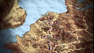WORLD WAR II IN HD - GLORY AND GUTS PART 1 OF 4