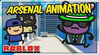 ROBLOX ANIMATION - Arsenal's Rumble Plan (TEASER)