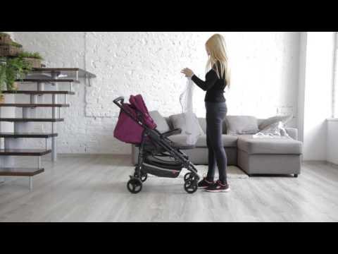 Mimmi kids - прогулочная коляска трость Blix