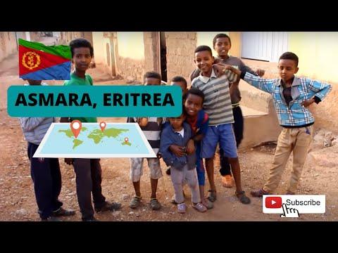 ASMARA, ERITREA (Vlog#7)