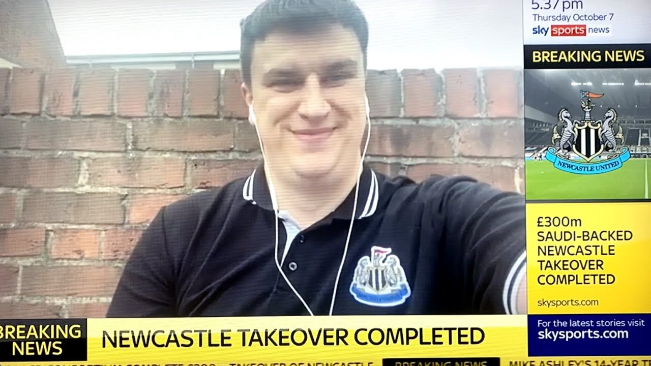 Sam spoke to Sky Sports News about the takeover