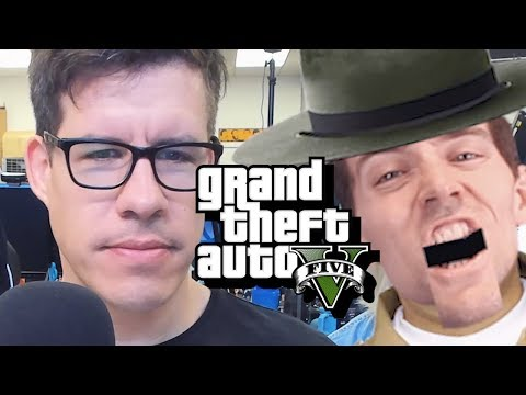 FULL METAL JACK IT - GTA 5 Gameplay