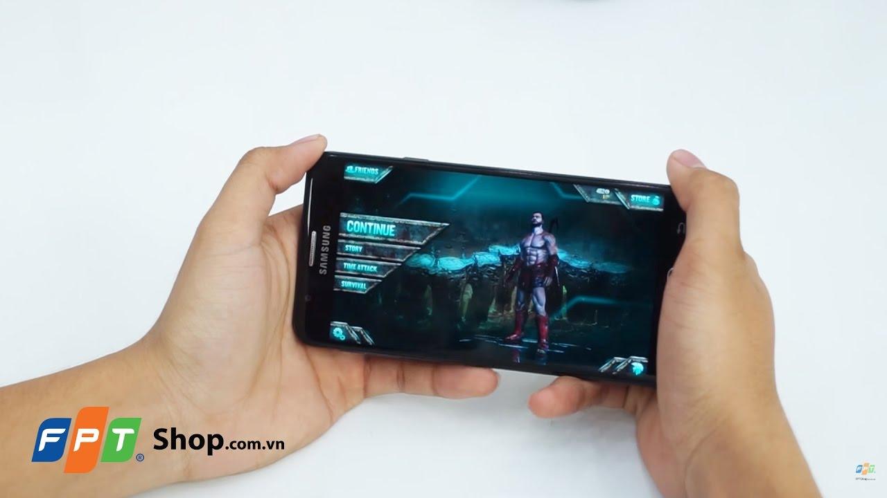 """FPT Shop – Đánh giá hiệu năng Galaxy J7 Prime – """"Kẻ Hủy Diệt"""""""