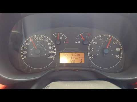 Fiat Automatic gearbox problem - YouTube