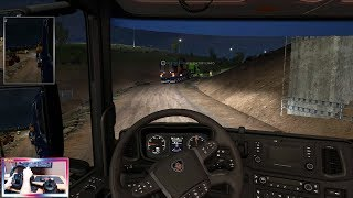 ETS2 ONLINE #43 | Transporte Especial 39 Toneladas | ROAD OF TRUCKER