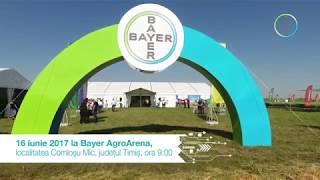 Invitatie Bayer Agro Arena - Comlosu Mic 2017