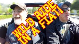 homepage tile video photo for REVIEW: Insane supercharged Fiat X1/9! Honda powered!