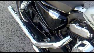 HD Sportster 48 with Vance & Hines Exhausts