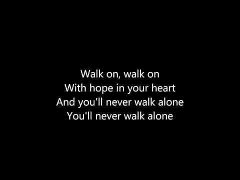 Dropkick Murphys - You'll never walk alone - lyrics